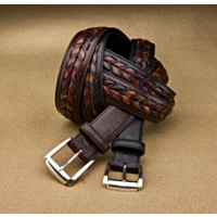 Brighton Fallbrook Laced Belt