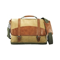 Legacy Cotton Compu-Messenger Bag