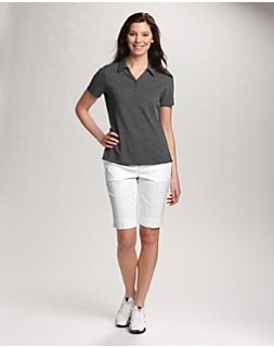 Women's Plus CB DryTec Championship Polo