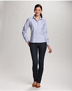 Women's L/S Classic Nailshead Shirt