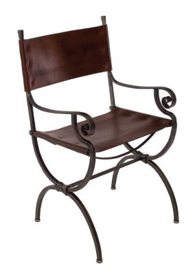 Legacy Leather Arm Chair