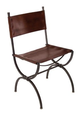 Legacy Leather Side Chair