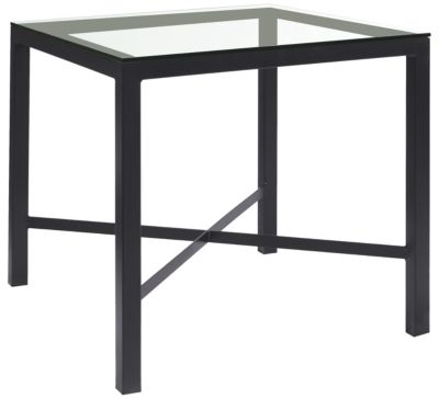 Parsons Counter Height Square Pub Table
