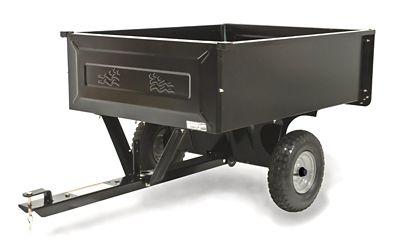Light Duty 350 lb. Steel Dump Cart