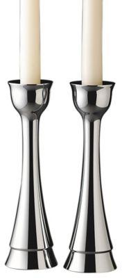 Judaica Sabbath Candlesticks- Pair