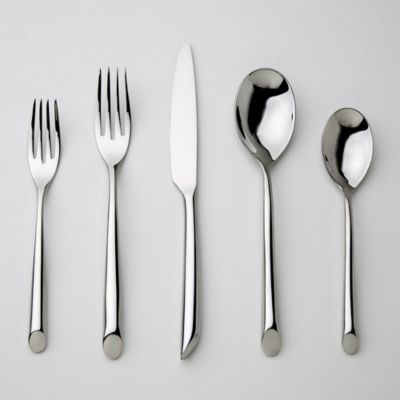 Frond 5-Piece Flatware Setting