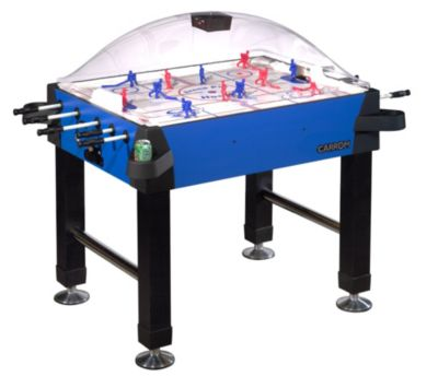 Signature Stick Hockey Table with Legs - Blue