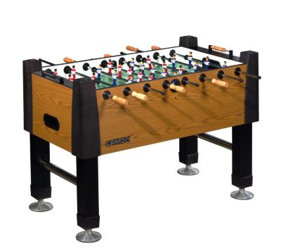 Signature Foosball Table - Burr Oak