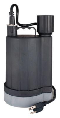 1/4 HP Sensor Utility Pump