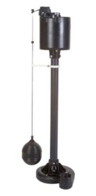 1/3 HP Column Sump Pump with Cast Iron Base