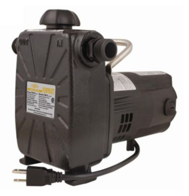 PumpMate® 1/2 HP Portable Electric Utility Pump