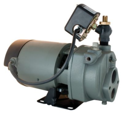 1/2 HP Cast Iron Convertible Jet Pump