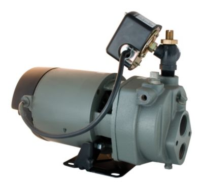 1 HP Cast Iron Convertible Jet Pump