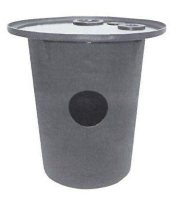 Polyethylene EZ Basin with Steel Cover