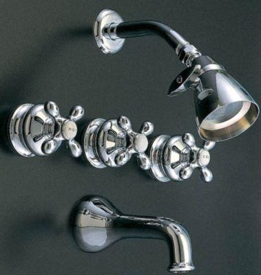 Thames Shower Set