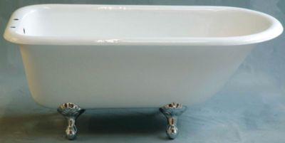 Geneva 5' Cast Iron Traditional Tub