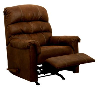 Capri Fabric Rocker Recliner
