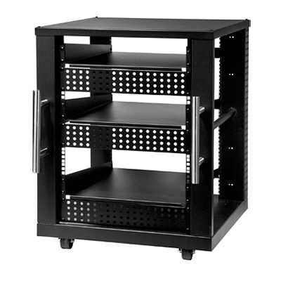 Medium 15U Audio/Video Rack System