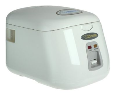 5-Cups Electric Rice Cooker & Warmer