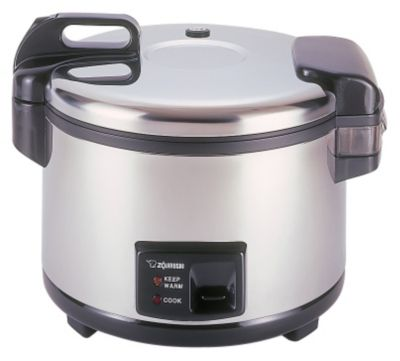 20-Cups Commercial Rice Cooker & Warmer