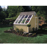 Phoenix 10' x 8' Solar Shed