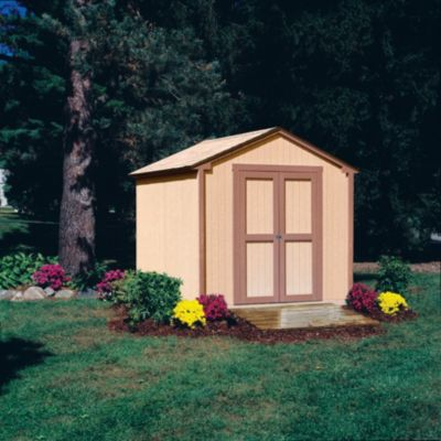 Marco Series Kingston Gable Building with Floor - 8' x 8'