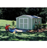 Marco Series Cumberland Gable Building with Floor - 10' x 16'