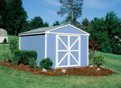 Premier Series Somerset Gable Building with Floor - 10' x 10'