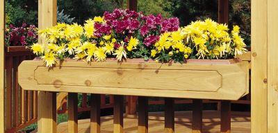 Gazebo Flower Box Kit