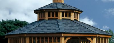 San Marino 10' 2-Tier Roof