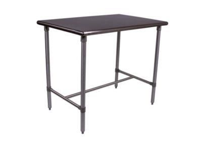 Cucina Americana Classico Table - Stainless Steel