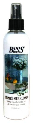Boos 8 oz. Stainless Steel Cleaner - 12 Pack