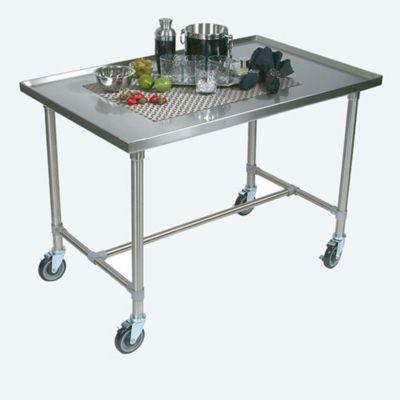 Cucina Americana Mariner Table - Stainless Steel