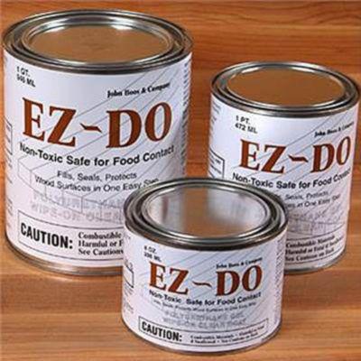 EZ-DO ½ Pint Polyurethane Gel - 12 Pack