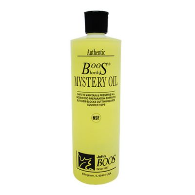 Boos Mystery Oil 16 oz. Bottle - 12 Pack