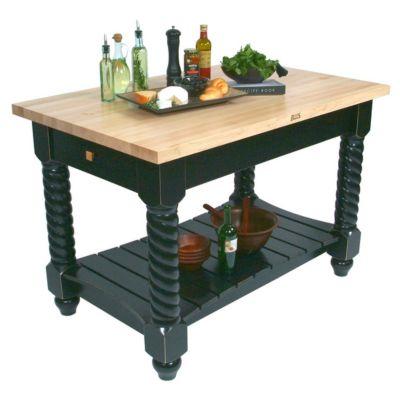 American Heritage Tuscan Island Table