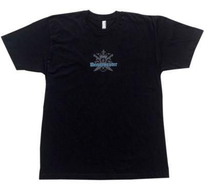 Messermeister Crest Logo Unisex T-Shirt - XXXLarge