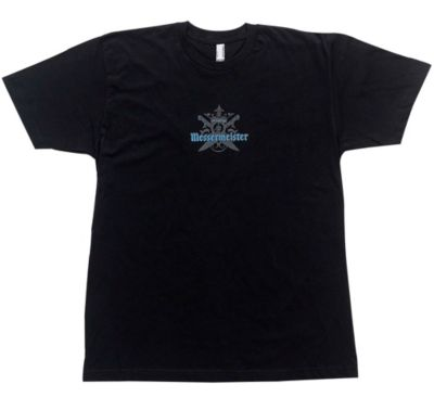 Messermeister Crest Logo Unisex T-Shirt - Medium