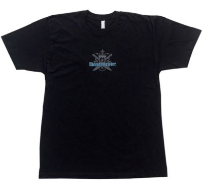 Messermeister Crest Logo Unisex T-Shirt - X-Large