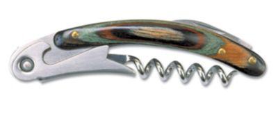 Multi Wood Waiter's Bow Corkscrew
