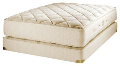 Royal-Pedic Quilt-Top Mattress Set
