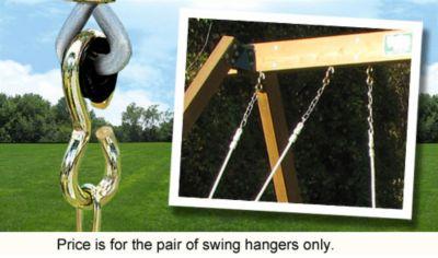 Ny-Glide® Swing Hanger - Pair