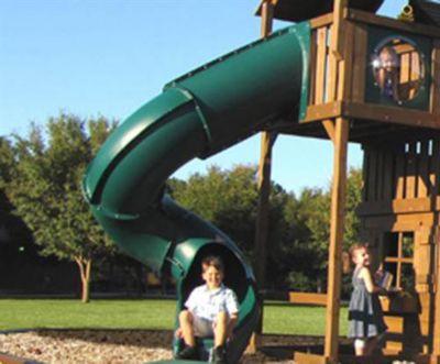 Skybox Playdeck Spiral Slide