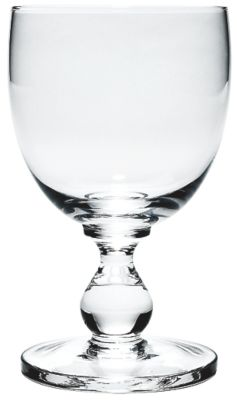 Hanna Clear 13 Oz. Goblet Glass