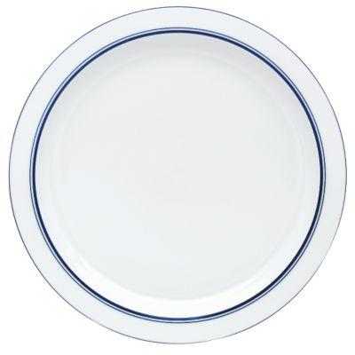 Christianshavn Blue Dinner Plate