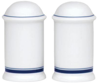 Christianshavn Blue Salt & Pepper Shakers