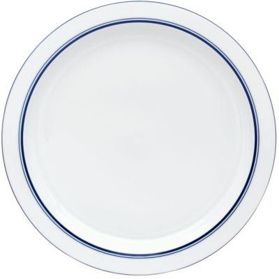 Christianshavn Blue Round Platter