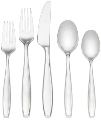 Classic Fjord II 5-Piece Place Setting