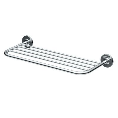 Spa Towel Rack - Chrome