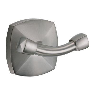 Jewel Robe Hook - Satin Nickel